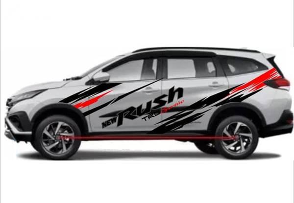 Toyota Rush Stiker