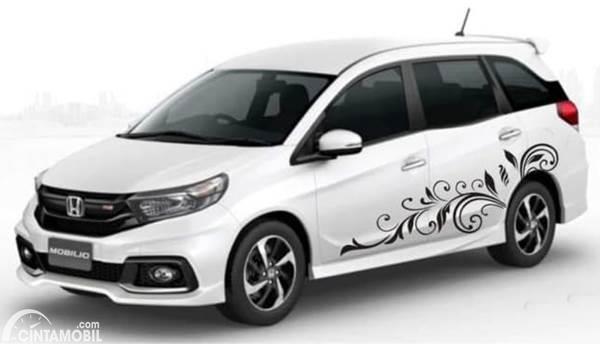 Honda Mobilio stiker