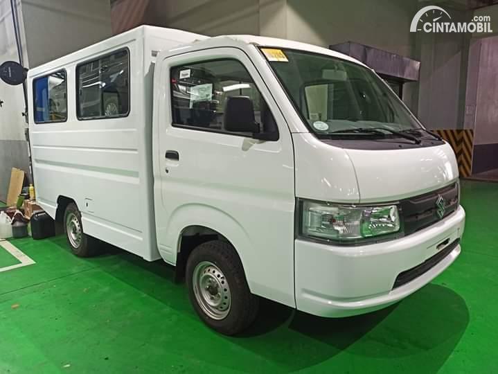 Suzuki New Carry Juga Jadi Angkot di Filipina