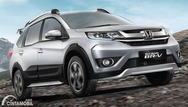 Honda BR-V dijual