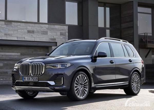 BMW X7 dijual