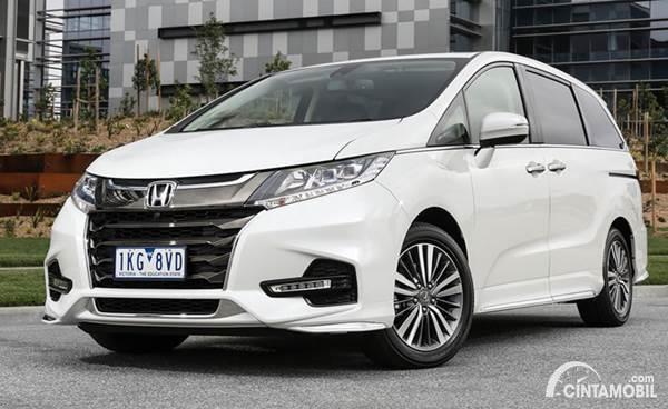 Honda Odyssey dijual