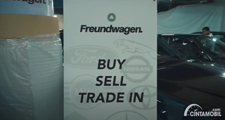 Gambar menunjukan Dealer Mobil Bekas Freundwagen