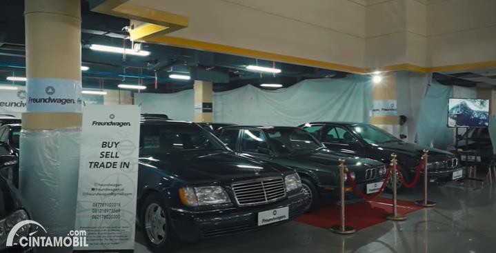 Dari Hobi, Dealer Mobil Bekas Freundwagen Jadi Bisnis Menguntungkan
