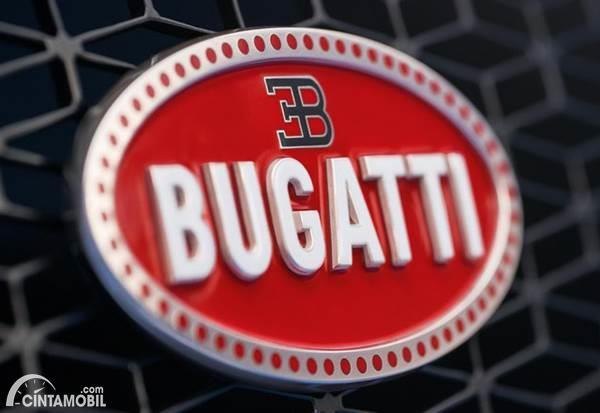 Sejarah Logo Mobil Bugatti