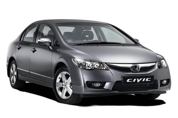 Honda Civic FD bekas dijual