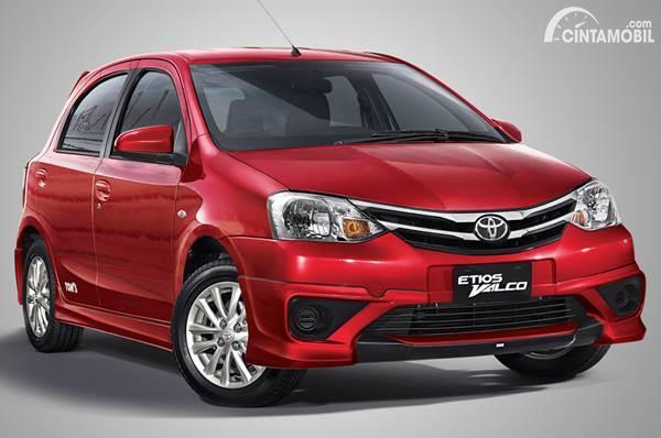 Toyota Etios Valco dijual