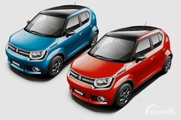 Suzuki Ignis bekas dijual