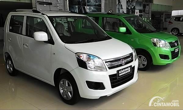 Suzuki karimun Wagon R bekas