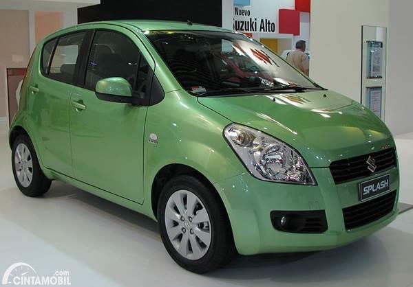 Suzuki Splash bekas
