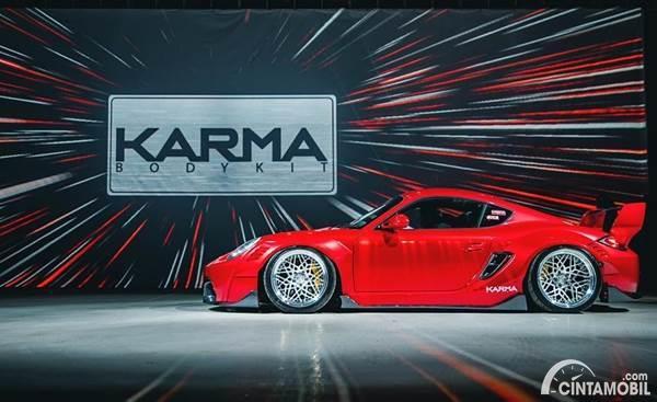 Karma Bodykit Porsche Cayman