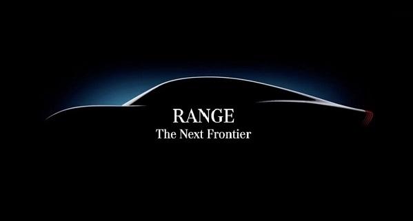 Foto menunjukkan Teaser Mercedes-Benz Vision EQXX