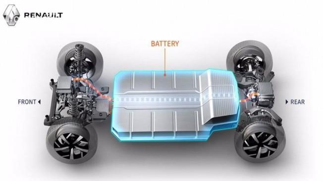 Platform CMF-EV yang disiapkan untuk mobil listrik Renault