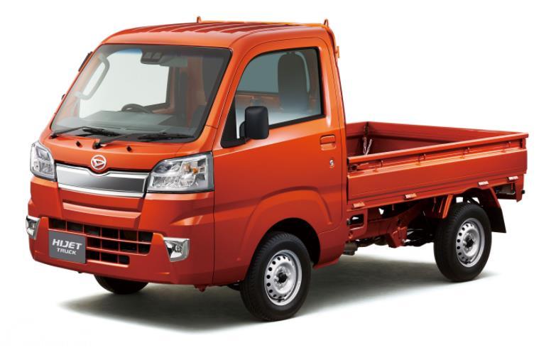 Gambar Daihatsu Hijet Truck di Jepang