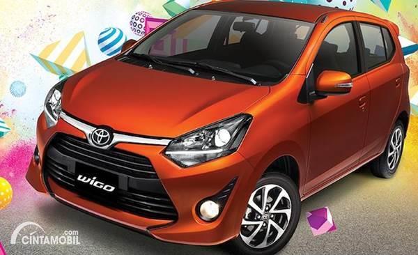 Toyota Wigo buatan Indonesia