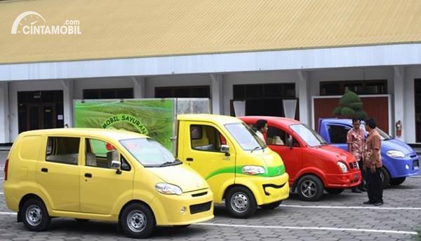 Mobil GEA buatan Indonesia