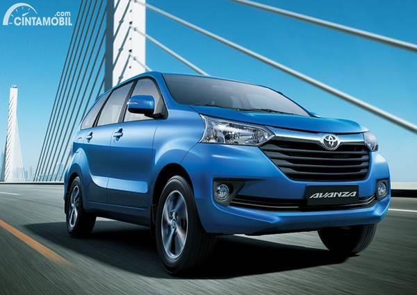 Toyota Avanza buatan Indonesia