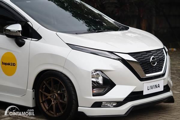 Modifikasi Nissan All New Livina Bapak2ID
