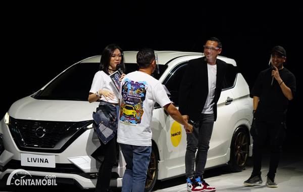 Nissan Livina Bapak2ID IMX 2020