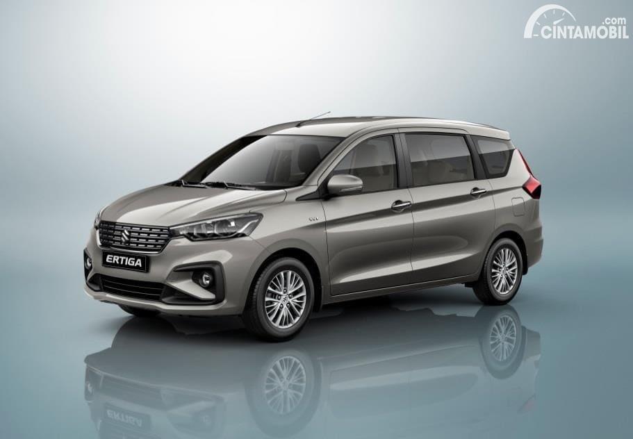 mobil baru Suzuki Ertiga di Indonesia