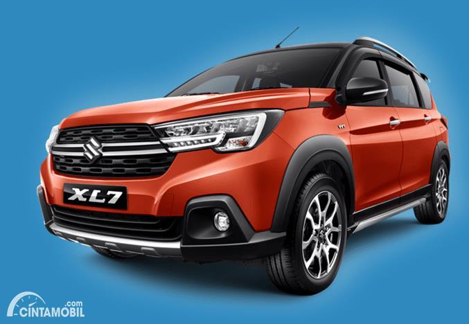 mobil baru Suzuki XL7 di Indonesia