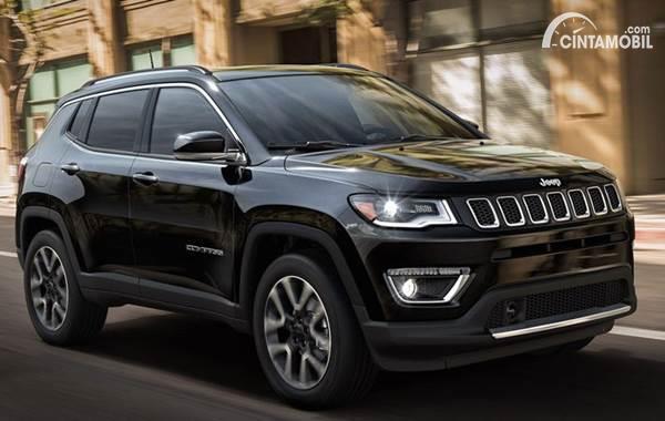 Jeep Compass dijual