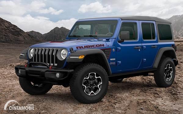 Jeep Wrangler Rubicon dijual