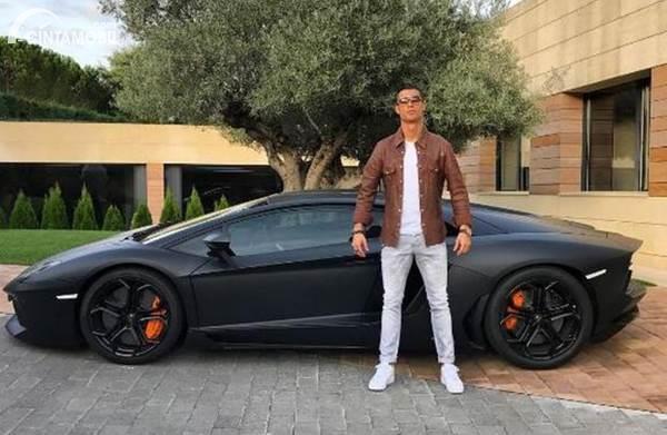 Lamborghini Aventador Ronaldo