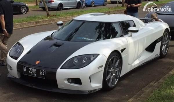 Mobil Rafi Ahmad Koenigsegg