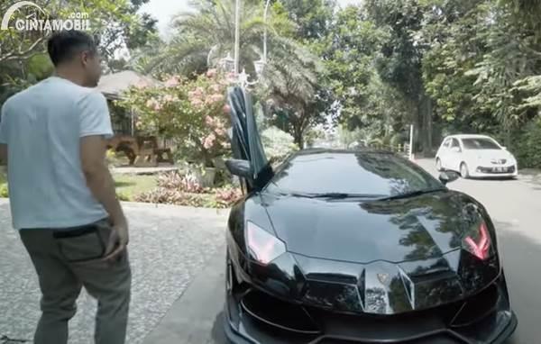 Mobil Raffi Ahmad Lamborghini