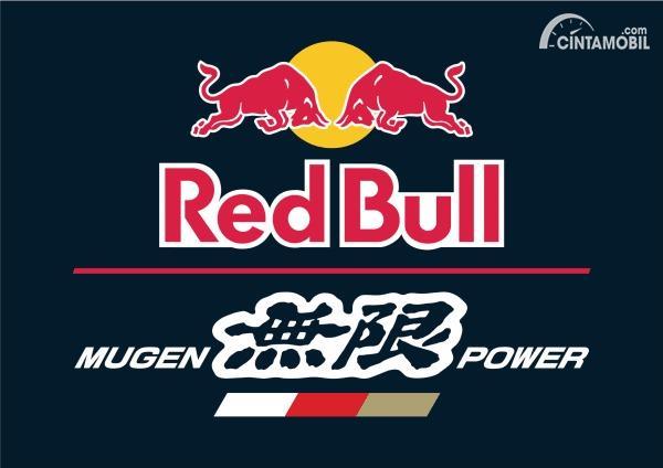 Logo Red Bull Mugen