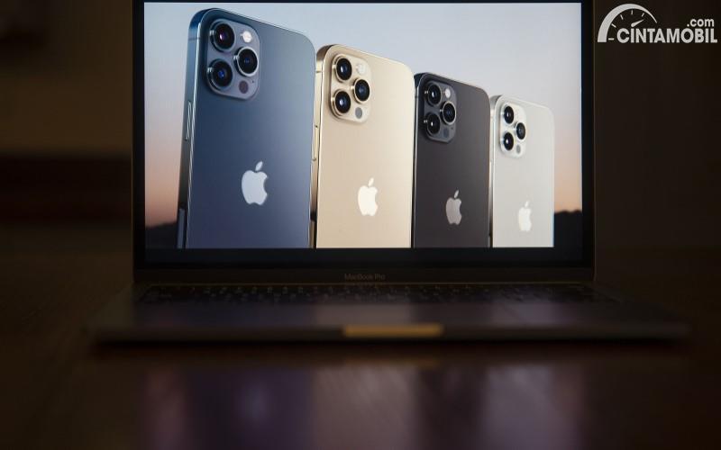 Ini Teknologi Mobil yang Juga Digunakan pada iPhone 12Pro