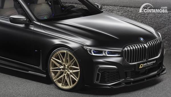 BMW M760Li xDrive Auto-Dynamics