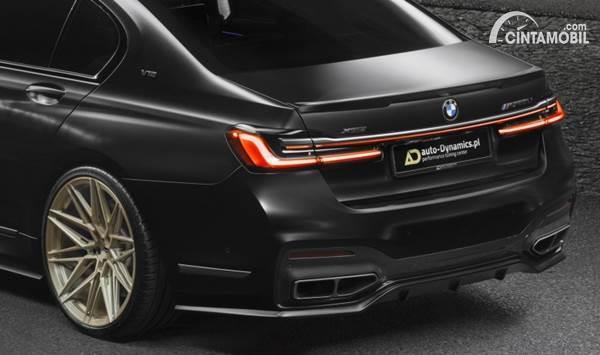 BMW M760Li xDrive Auto-Dynamics Bodykit