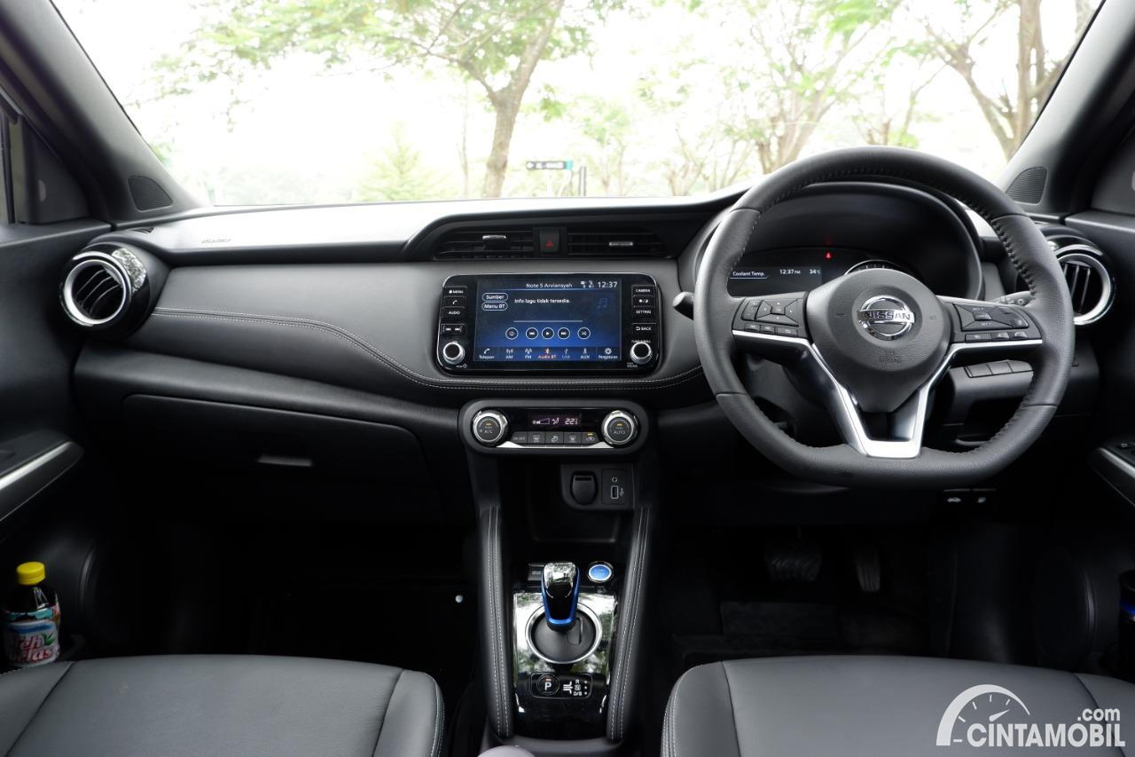 Foto interior Nissan KICKS e-POWER 2020