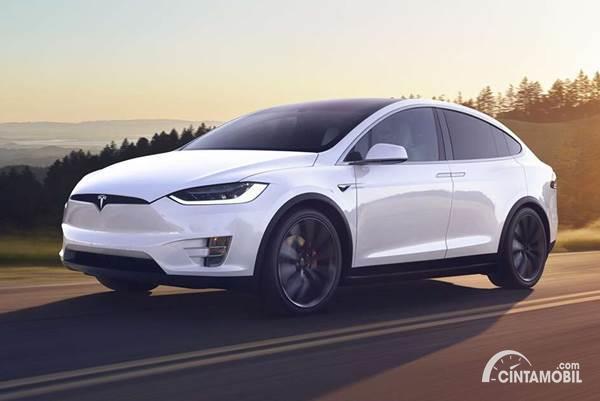 Tesla Model X Recall