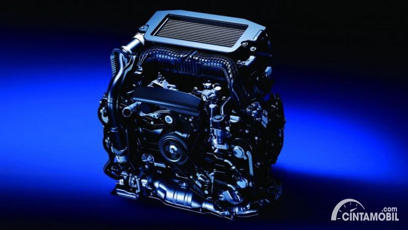 Mesin turbo 1.8L yang digunakan Subaru Forester