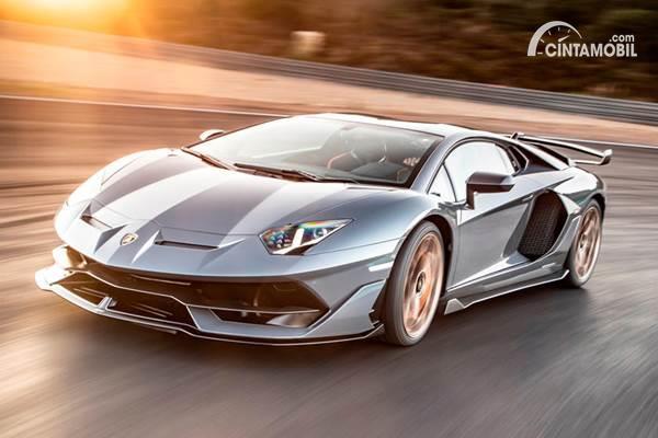 Ada Potensi Kerusakan, Recall Lamborghini Aventador SVJ Diumumkan