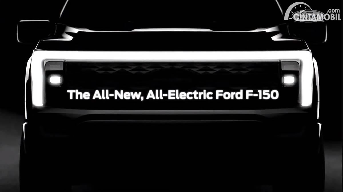 All New Ford F-150 teaser