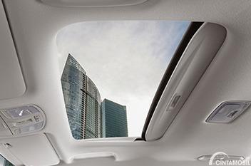 Gambar sunroof Hyundai KONA Electric 2020