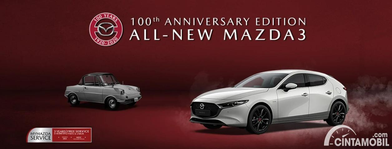 Gambar Mazda 3 100th Anniversary Edition 2020