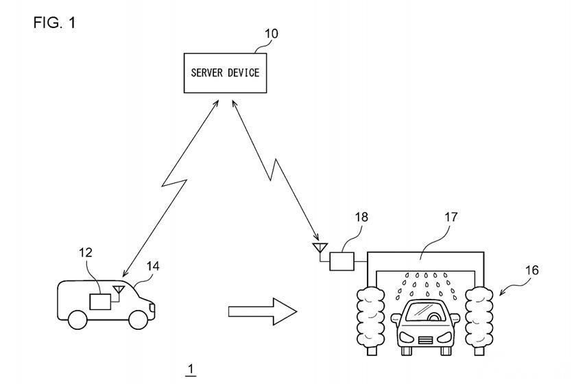 teknologi Toyota yang bisa mencuci secara otomatis