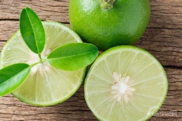 lemon untuk karat