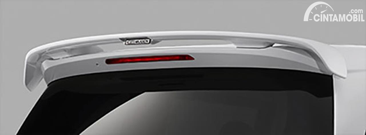 Spoiler Mugen untuk Honda Odyssey 2021