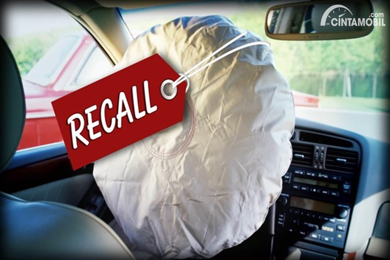 Recall Airbag Mobil