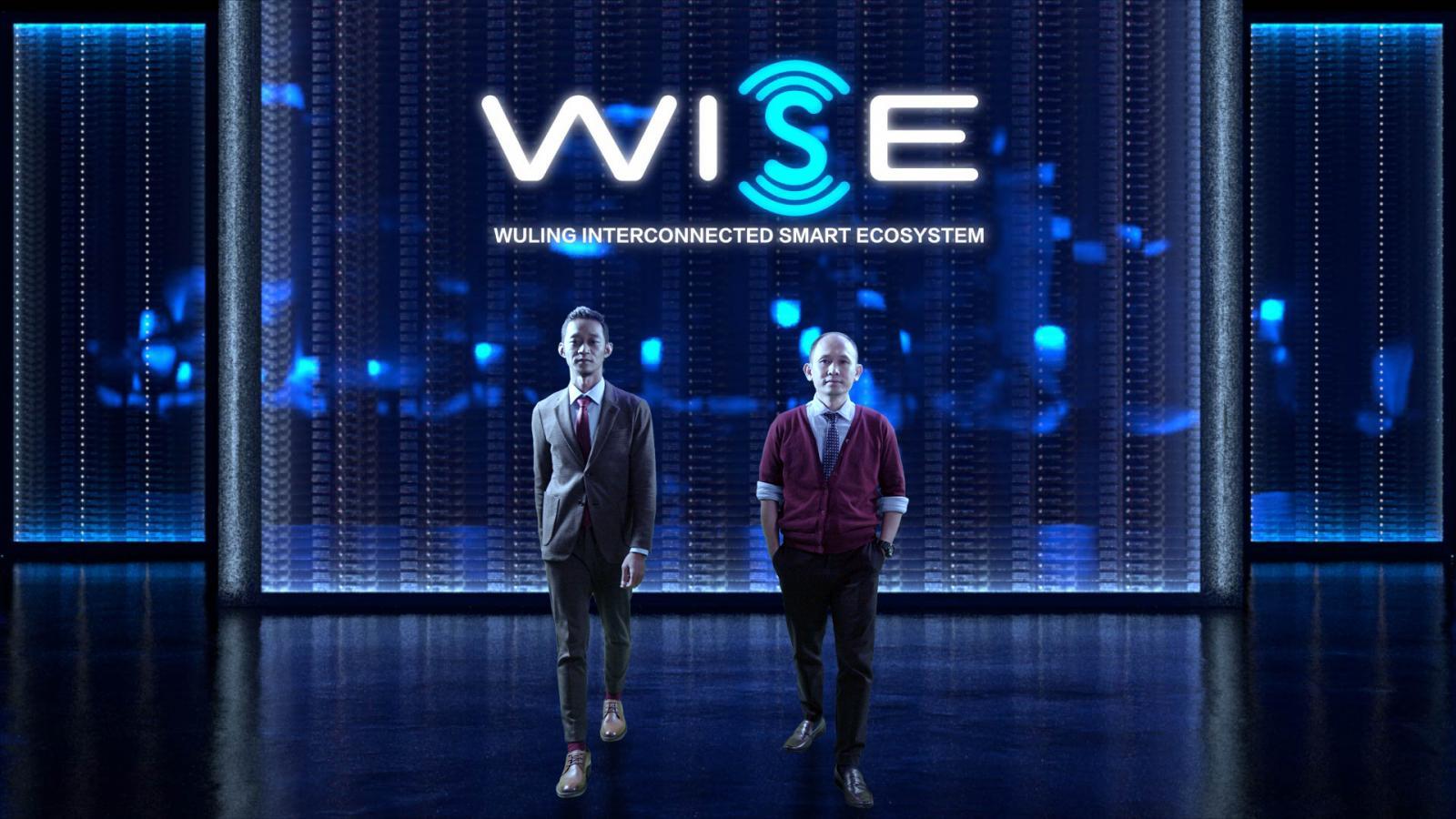 Mobil Wuling Makin Canggih Berkat 'WISE', Apa Itu?