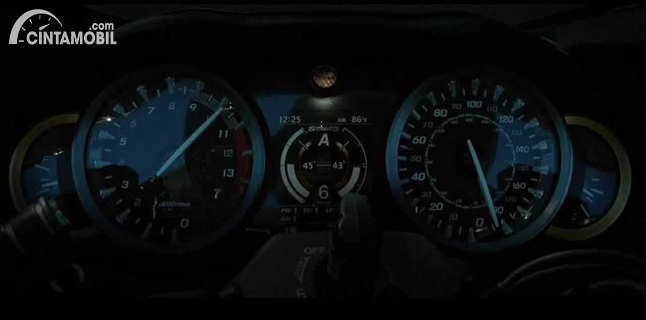 Suzuki Hayabusa 2021 Speedometer