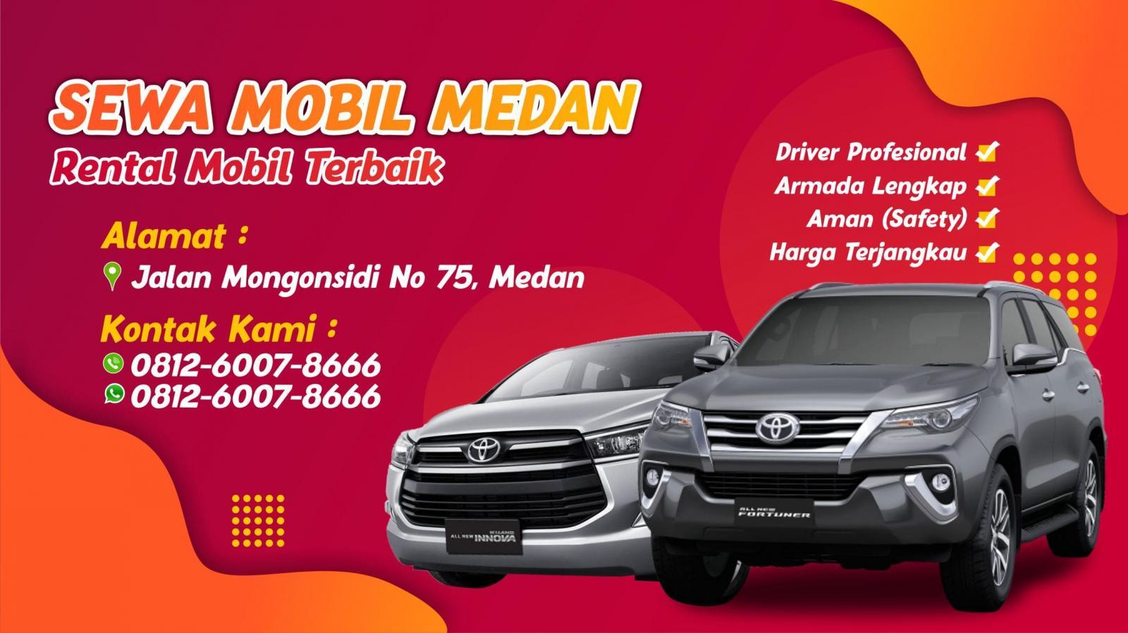 Gambar banner Sewa mobil Medan