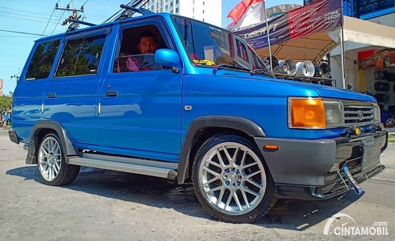 Modifikasi Velg Toyota Kijang Super