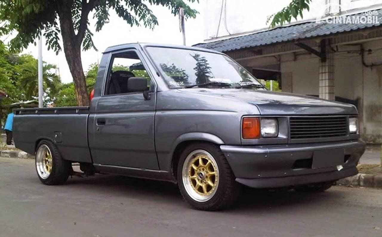 Modifikasi Isuzu Panther Pick Up